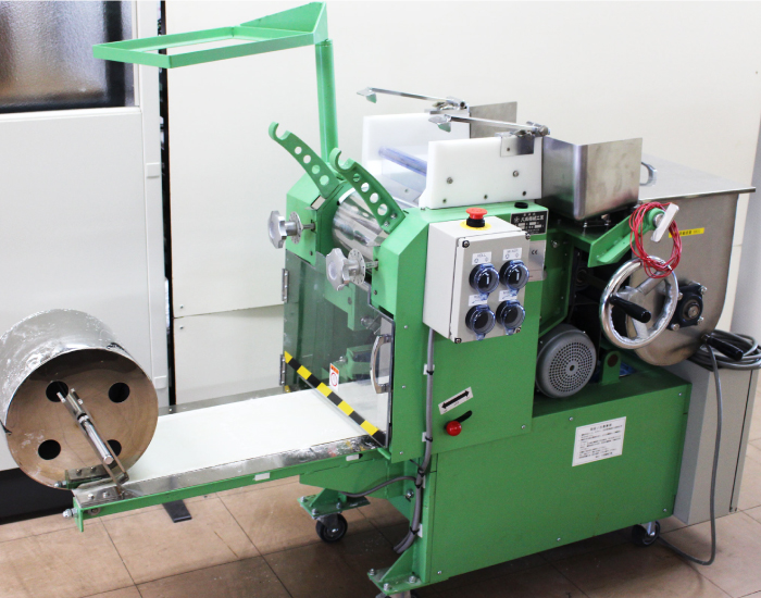 We manufacture noodle machine for ramen·soba·udon